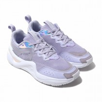 Puma Dames Rise Glow Wit Paars 372855-02