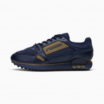 Puma Mile Rider NYC Dames Sneakers Blauw 375537-01