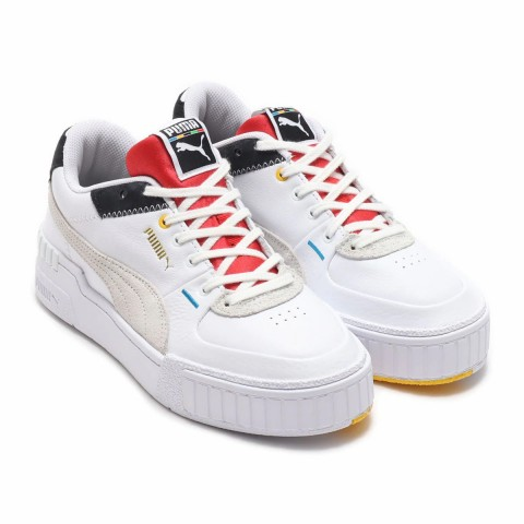 """Puma Cali Sport WH Dames """"The Unity Collection"""" 373908-01"""