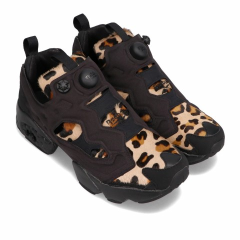 Reebok Instapump Fury - Animal Pack Zwart fy4724