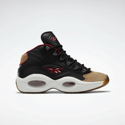 Reebok Question Mid Geel Toe Alternates FX4278