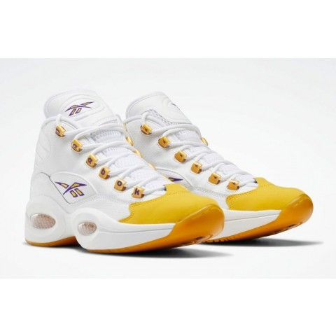 Reebok Question Mid Geel Toe - FX4278